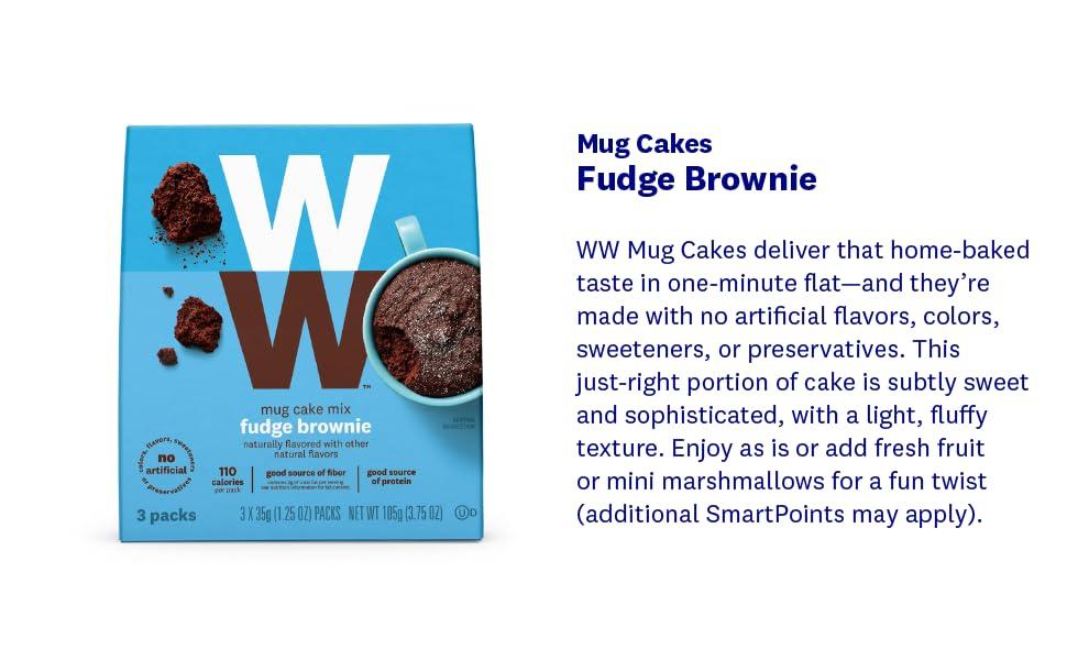 fudge brownie, mug cake, dessert, desert, to go, healthy, portion, microwave, warm, yummy