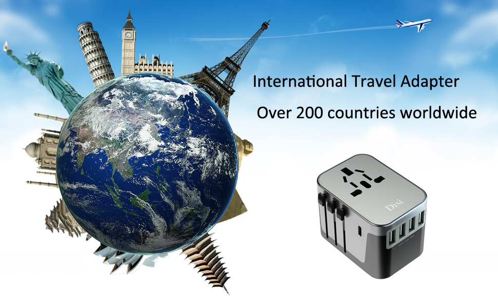 305 Travel Adapter