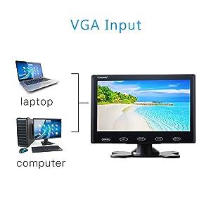 VGA Input