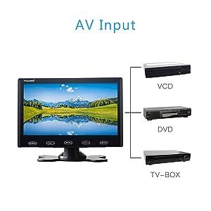 AV Input