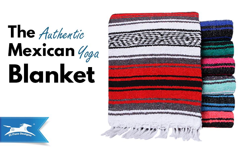 falsa blanket yoga blanket jerga serape zarape pet blanket mexican mexico mexicano producto mex