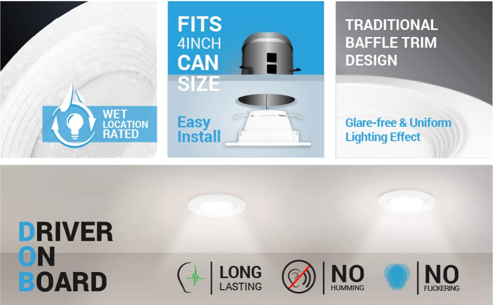 recessed Led recessed light led ceiling lights led downlight
