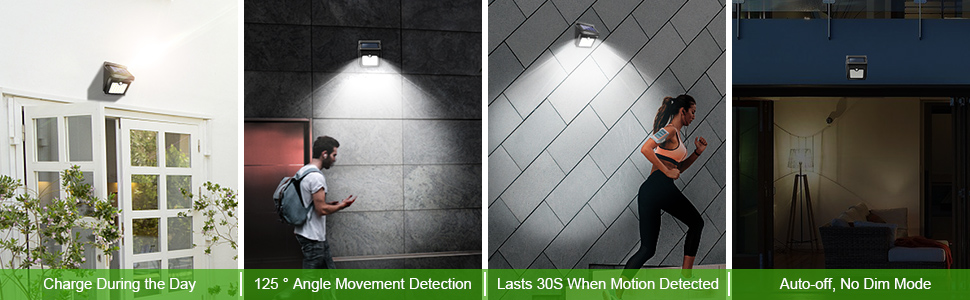motion sensor lights outdoor