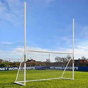 3ft x 2ft Target Goal FORZA Mini Soccer Goal uPVC Frame /& 2mm HDPE Net