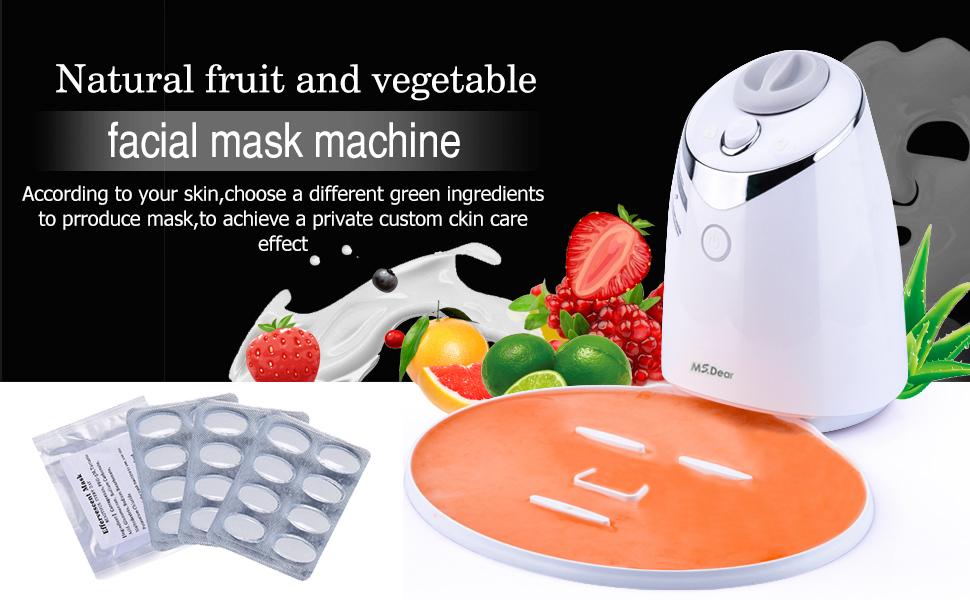 facial mask maker