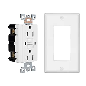 High Quality, receptacle, Wall plate, GFCI, reliable, durable
