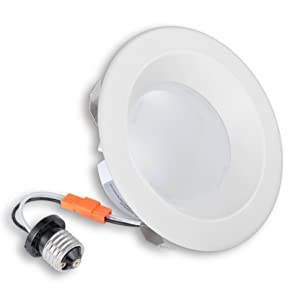 Dimmable Retrofit LED Recessed Downlight