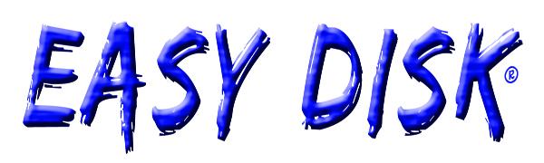 Easy Disk Logo for Frisbee