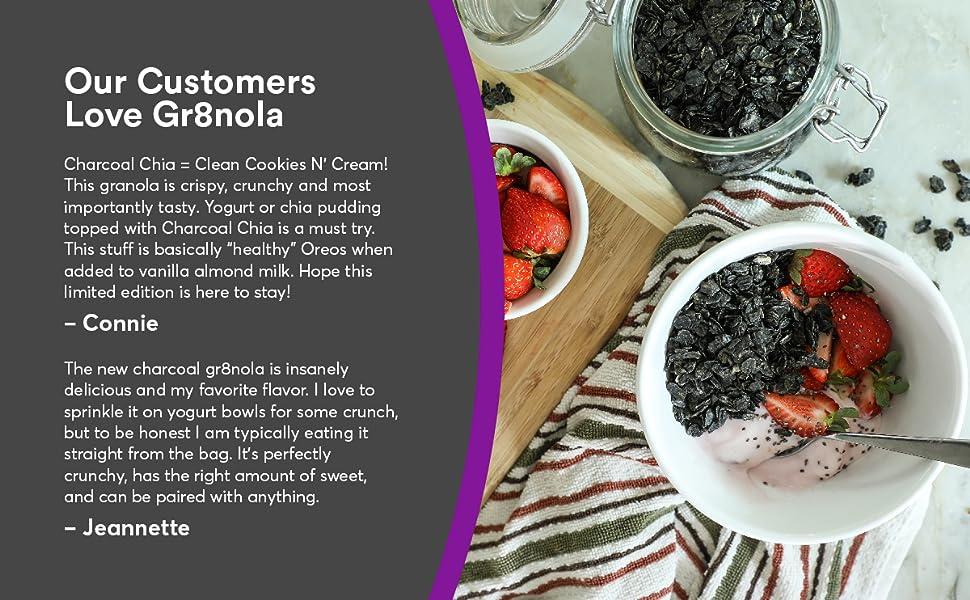 gr8nola Delicious & Clean Granola: Amazon.com: Grocery ...