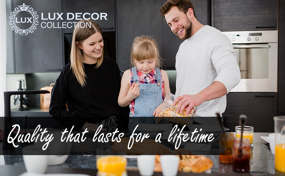 Lux Decor Collection Kitchen Products
