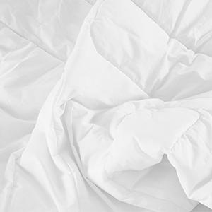 Down Alternative Quilted Comforter Duvet Hypoallergenic Plush Microfiber Fill Duvet Insert