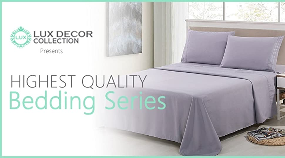 Super Silky Soft And Breathable Fabric Sheet Set