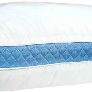 gusseted pillows gusset pillows blue pillows bedding