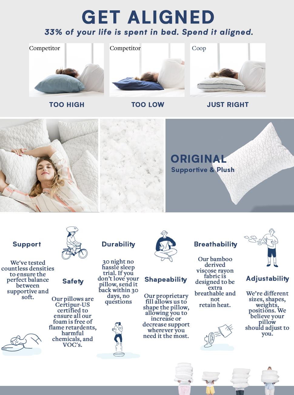amazon com coop home goods premium adjustable loft shredded