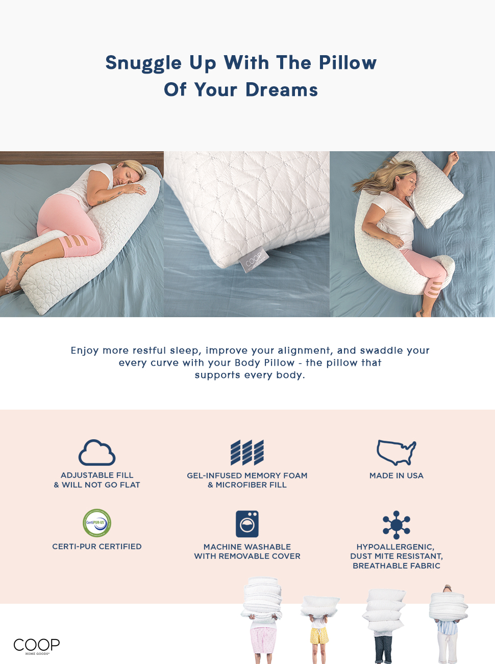 shredded adjustable of foam hypo ultra s picture pillow allergenic soft p with memory proprietary fully home cylen
