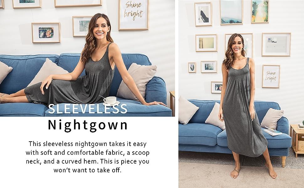 tank nightgown