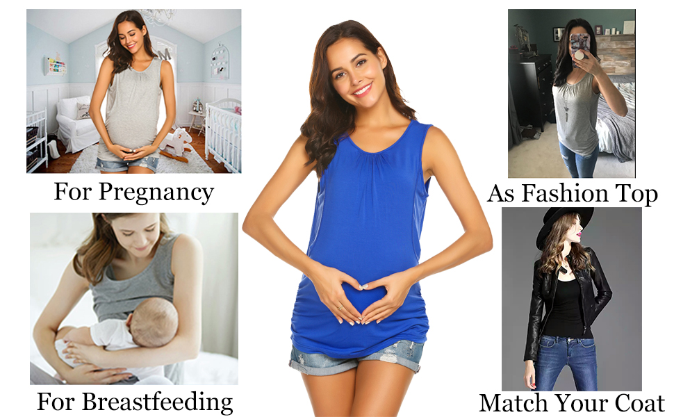 maternity top for women