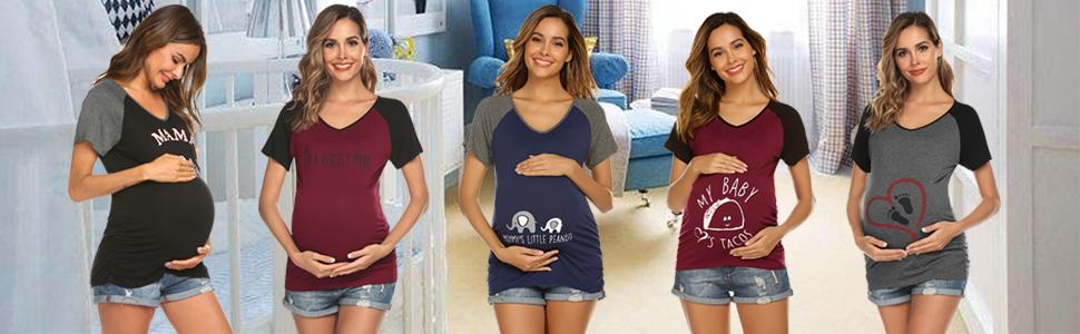 pregnancy top funny