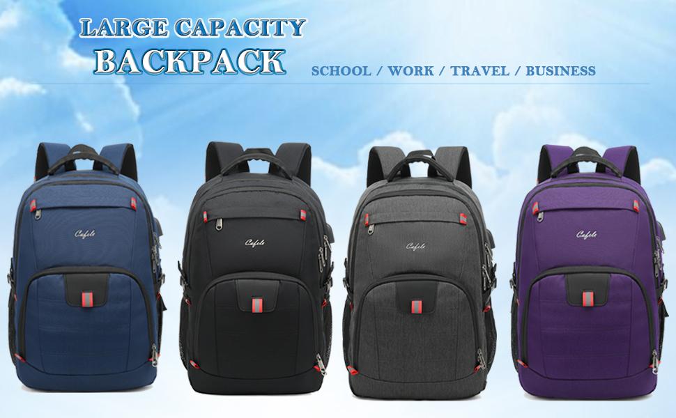 School backpack laptop backpack for travel business work ,carry on backpack, backpacks bookbag