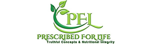 Prescribed for Life Logo