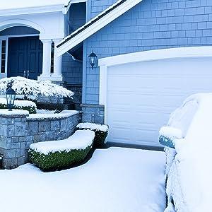 Garage Door Bottom Weather Seal T Ends 20 Long And 2 3 4
