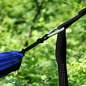 these hammock straps won u0027t let you down u2014literally and figuratively  despite similar products be ing prone to getting torn apart easily you are assured to     amazon    xl hammock straps   hammock tree straps set versatile      rh   amazon