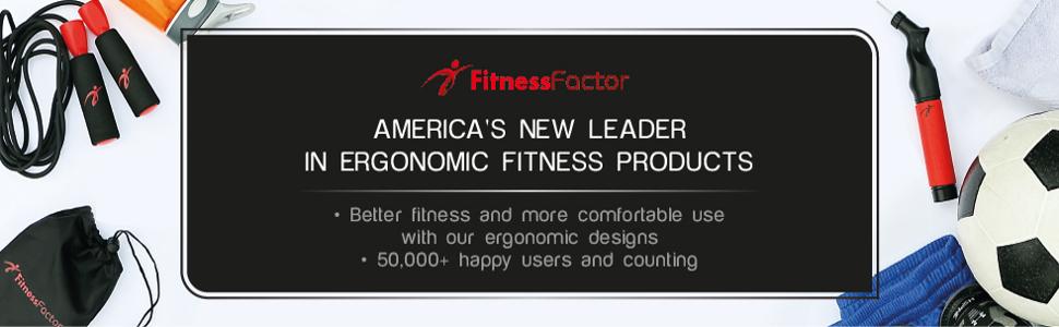 Fitness Factor Banner