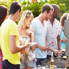 The best BBQ tools in friends party