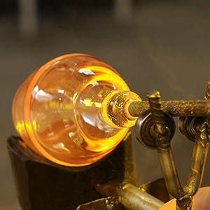 Lily Vidrio Tubo Entrada Salida Doble Fix Ventosa filtro de calidad Ada adaptada