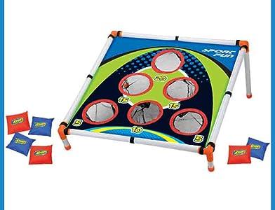 Amazon.com: Adorox - Juego de puf deportivo para interiores ...