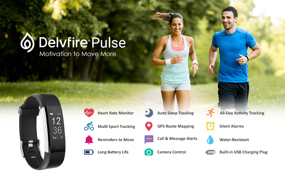 Delvfire Pulse Features
