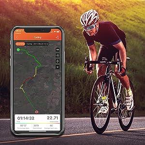 Multi Sport Tracking GPS