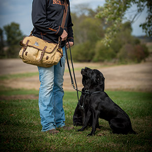 Jeremy Moore Famous Trainer for Deer Dogs