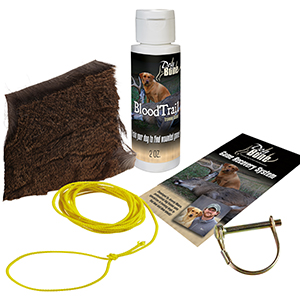 All tools need to train your dog to track wounded deer, jeremy moore, blood trailing