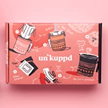 unkuppd un'kuppd un'kupped pourover pour-over coffee specialty grade third wave single serve