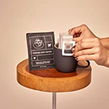 copper cow unkuppd un'kuppd un'kupped pourover pour-over coffee specialty grade single serve