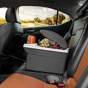 6 Qt. cooler, 6 quart cooler, electric cooler, car cooler, can cooler