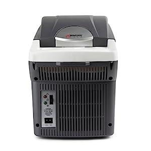 cooler, 6l cooler, car cooler, car fridge, travel cooler, iceless cooler, electric cooler 12v