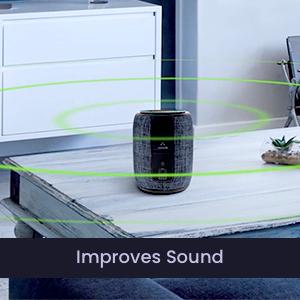 Improves Sound