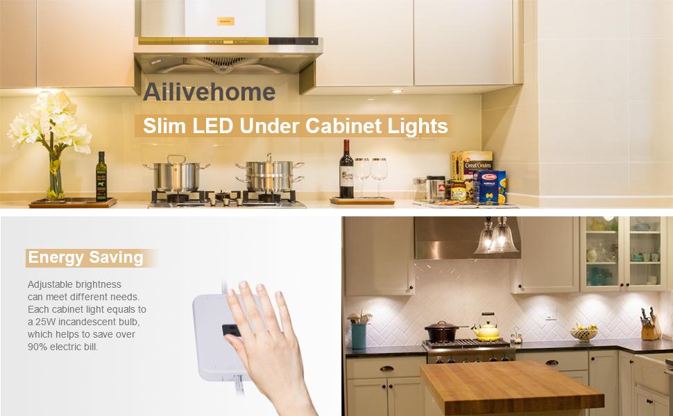 Led puck lights dimmable slim led kitchen lights under cabinet puck light 01 aloadofball Choice Image