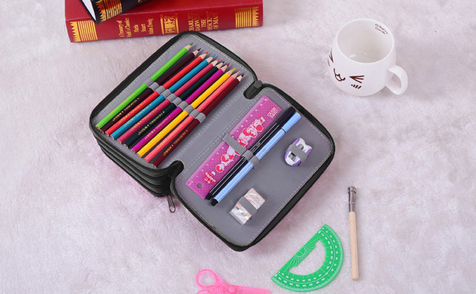 large big pencil case for student