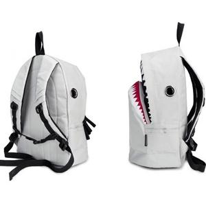 white backpack for girl