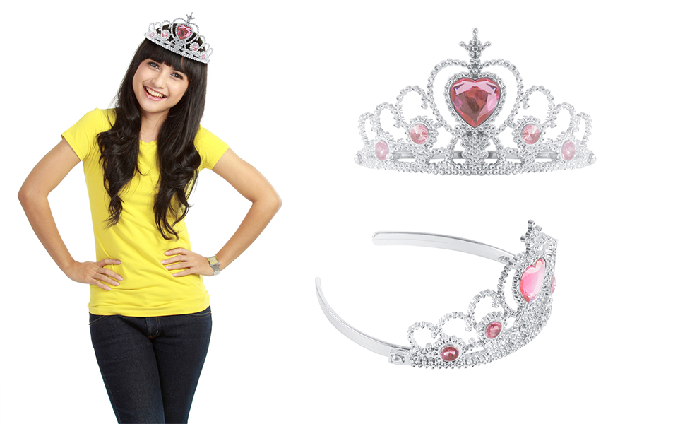 4//5 years ideal for dance classes Girls Black Tiara Dance Princess T-shirt