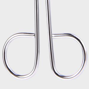 scissor handle tweezers