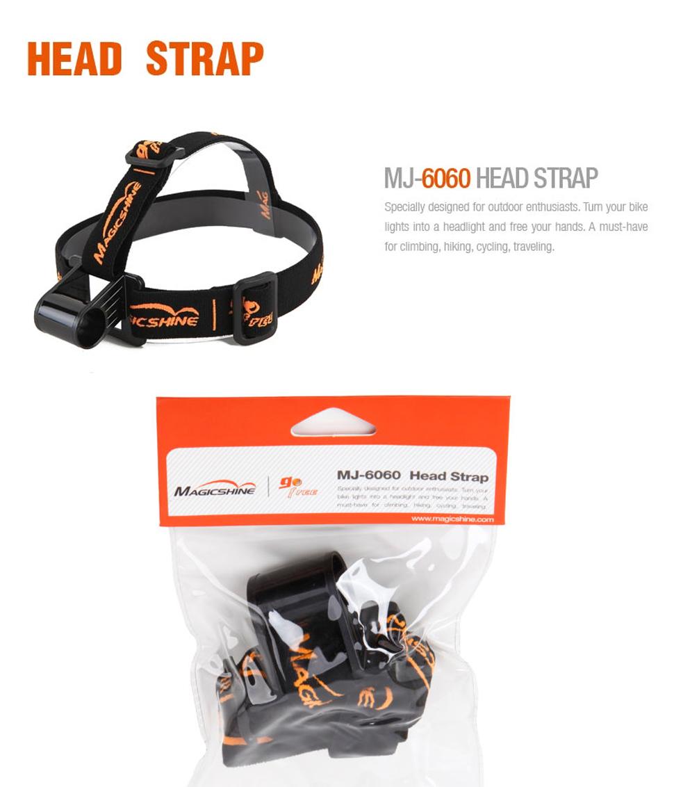 MAGICSHINE HEAD LIGHT STRAP MJ-6060
