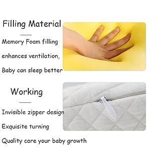 Hidetex Baby Pillow
