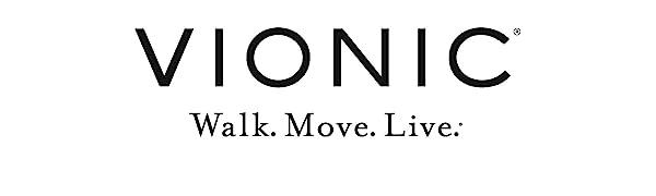 Vionic Logo Walk Move Live
