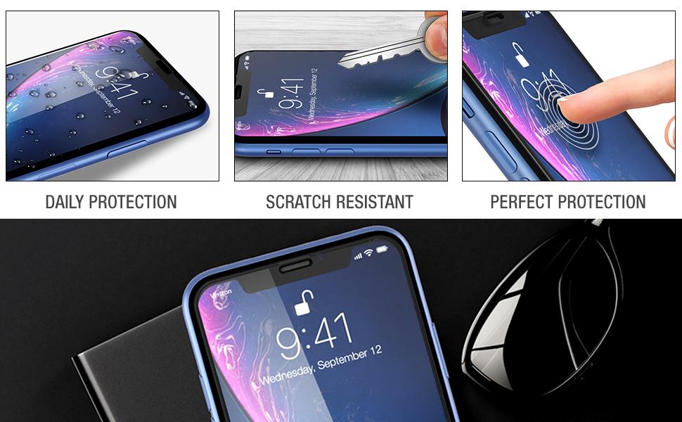 TETHYS iPhone XR Screen Protector