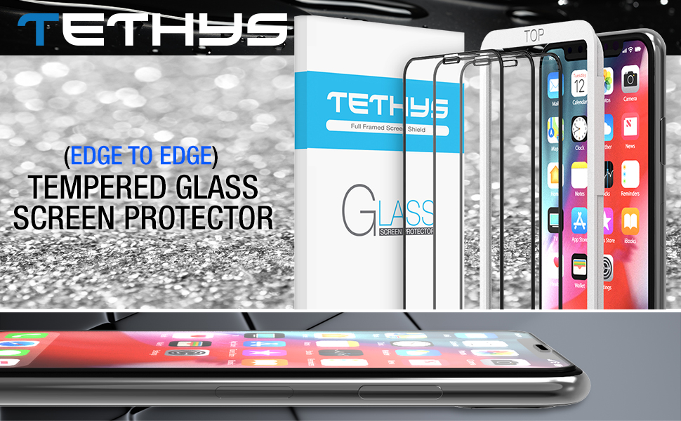 Tethys iPhone Screen Protector for iPhone 6.5-Inch