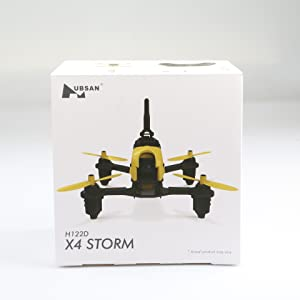 hubsan H122D racing drone